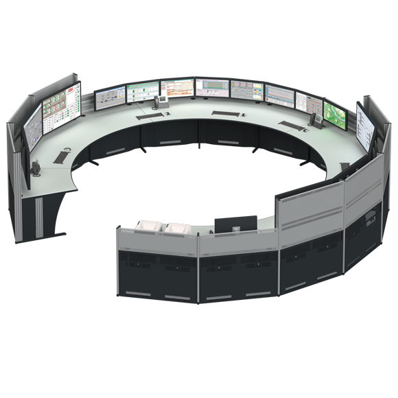 The Dacobas Advanced control console